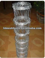 animal enclosure fence/galvanized steel field horse fencing