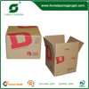 TRADE ASSURANCE BROWN SURFACE FIVE LAYERS CORRUGATED PAPER SHIPPING CARTON