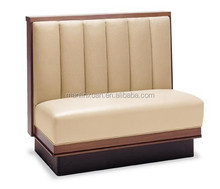 Restaurant wooden booth sofa for sale XDW2009