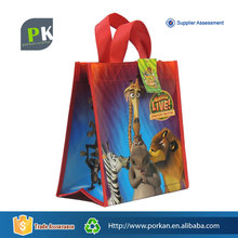 With Custom Printed Logo Tote Small Shopping Bags