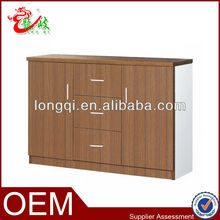modern home office furniture tea cabinet wooden coffee cabinet M643