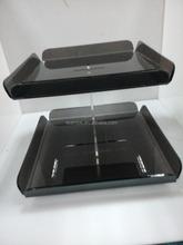 Eco friendly acrylic cupcake display trays, cup cake tools