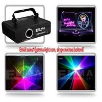 MINI 1000 mw RGB LASER SHOW DMX ILDA SDCARD