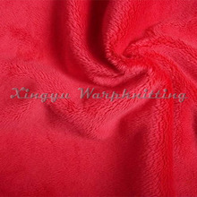 2014 classical chinese fabric of microfiber fabric/super soft velboa for plush toys