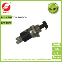 FENFEI consumer electronic push botton switch,power accessories