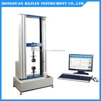KJ-1066 plastic universal testing machine/plastics and films tensile strength tester