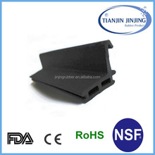 window rubber seal, rubber for Windows and doors, rubber seal for wood door