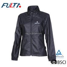 Wind breaker jackets for lady
