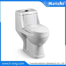 Bathroom one piece toilet sanitary ware china