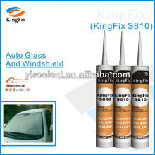 clear coat for silicone sealant adhesive building material
