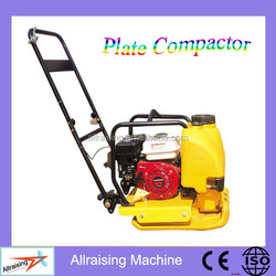 High Efficiency HONDA Gasoline Asphalt Electric Vibrating Plate Compactor For Sell