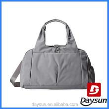 Nylon duffel travel bag