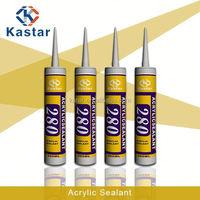 marine wood glue caulking glue 100%flexible