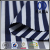 Fashion Environmental Protection Stretch Span YD Stripe Fabric And Blue White