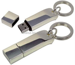 USB pen drive 512gb usb flash drive with keychain, metal usb memory stick
