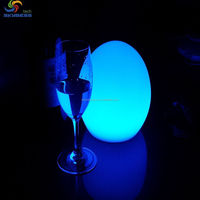Modern Magic egg led light color changing cordless led mood egg light