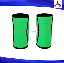 Customized neoprene knee support closed sleeve patella protector