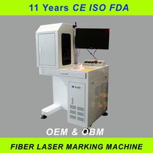 Lowest !!10W/20W 30W solar cell /solar battery/Solar Panel fiber laser marking machine