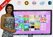 Venta de 55 pulgadas ultra delgado caliente toda en un Tablet PC con Intel i3 | i5 | i7 Core Duo CPU, Windows 8