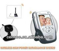 1/3-inch CMOS cctv Baby Monitor and wireless camera(CS-JB510)