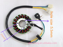 GN125-18 pole motorcycle magneto stator coil
