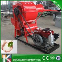 soybean thresher/ small bean threshing machine/ soybean rice wheat sheller for sale