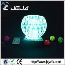 4 inches rechargeable led luxury christmas decorations
