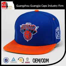 Wholesale High Quality Custom Snapback Caps With Team Logo