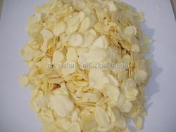 Dehydrated garlic flakes (Manufacturer)