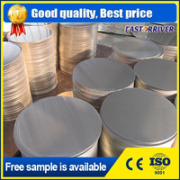 Anodized Aluminum Circle for Cookware Kitchen Utensils 1050 1060 1070 1100 1200