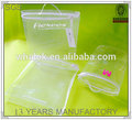 2015 logotipo impresso plástico eva balde de praia saco de higiene pessoal