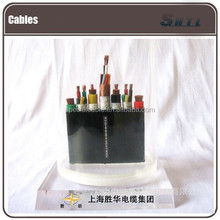 Heat resistant flat cable