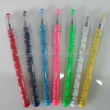 Maze ballpoint pen for children ,exploitation of children s intelligence pen , unique promotional ballpen CH6102