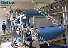 la meilleure offre pour presse à bande industrielle extracteur de jus de pomme système made in china