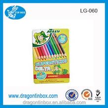 OEM writing pencil tin box for school & children tin ca
