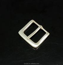 Jenly 38MM single pin belt buckle ZINC ALLOY metal belt buckle JT-10042-38