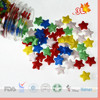 bakery decorations colorful star shaped candy cake decoration