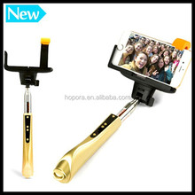Extendable Wireless Monopod Selfie Stick Remote Focusing Available
