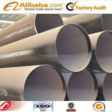 large diameter ASTM A53 round steel pipe from China