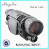 Minghao 5x40mm Gen1+ cheap hunting night vision riflescope, generation 1 rifle scope night vision