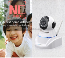 Mini Ball Dome Security Camera with Motion Detection Digital Babysitter