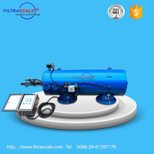 automatic water filter machine back washing suction filter