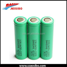good news!!! samsung 18650-22F battery Samsung battery18650 2200mah high drain battery cell