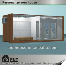 20ft container ablution unit