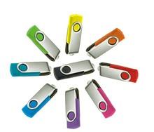 New products 2016 Swivel usb flash drive, usb thumb drive singapore gift