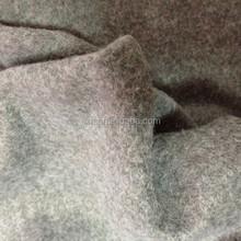 100% polyester spun polar fleece fabrics