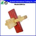 Rompecabezas de madera del rompecabezas 3d solución