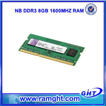 in large stock ddr3 8gb laptop memory full compatible