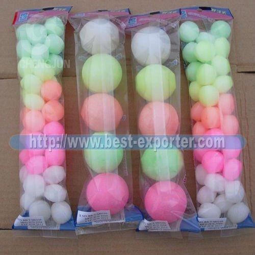 NEW High Quality Five Color Naphthalene Ball. PDCB Ball