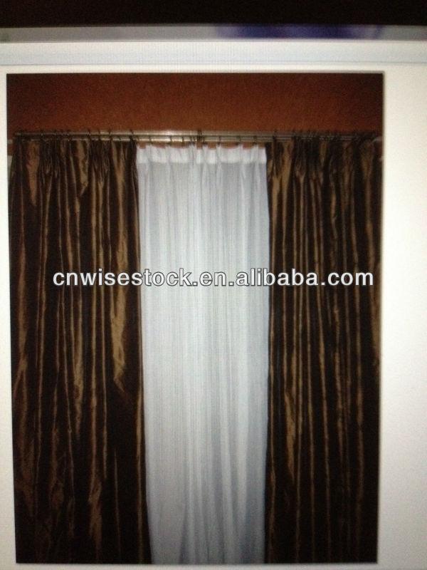 Hotel tende e drappeggi, panneggio puro